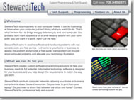 Portfolio Website: StewardTech.com